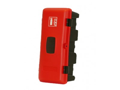 Plastic fire extinguisher toolboxes 6kg