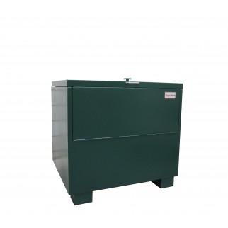 steel jobsite toolbox
