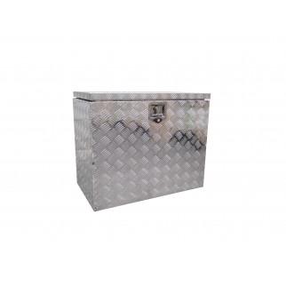 aluminum checkerplate toolbox trailer
