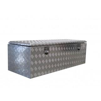 aluminum checkerplate toolbox