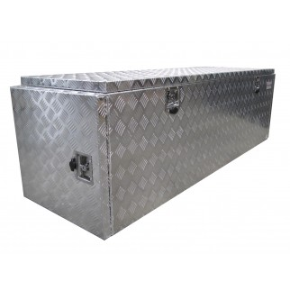 truck toolbox with doors