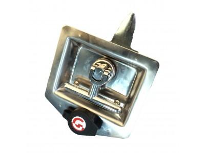 Stainless steel T-lock